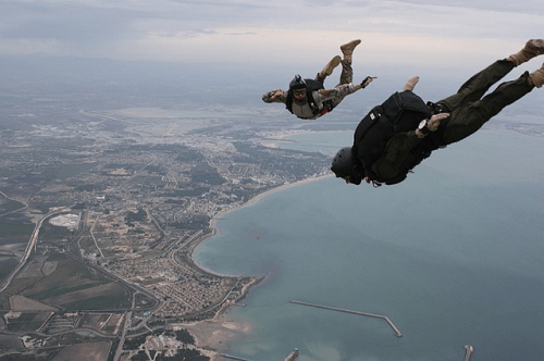 What Base Jumpers Have in Common with Gamblers