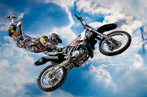 Where to Bet on Extreme Sports